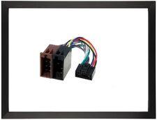 ISO Adapter Autoradio für JVC KD-AVX1 KD-AVX11 KD-AVX KD-AVX20 KD-AVX22 KD-AVX33