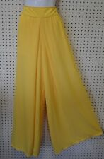 NEW yellow PANTS medium ARDEN B boho SUMMER spring WOMENS