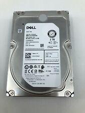 """Dell by Seagate 2TB EXOS 7E8  Enterprise HDD 7.2K 3.5"""" SAS ST2000NM0155"""