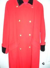 DAKS London full length ladies military style coat - size 12 ABSOLUTELY STUNNING
