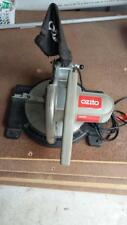 Ozito 210mm Compound Mitre Saw,CMG-403.timber,house,woodwork,tools,plane,vice.