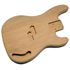 Precision Bass Guitar Body Unfinished Alder P-Bass Replacment USA Made WD Music