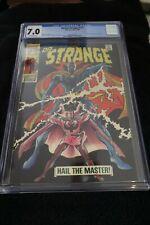Doctor Strange #177 CGC 7.0 02/69 Silver Age Gene Colan and Tom Palmer art