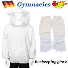Beekeepers Schutzanzug Imkerjacke Mit Hut Schleier ImkerJacke Imkerei Handschuhe