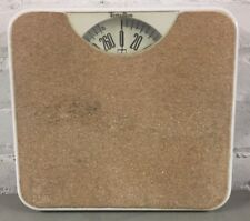 Terraillon Bathroom Scale Up To 260lbs