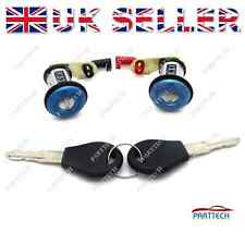 fits for NISSAN TERRANO MK2 R20Front Left & Right Door Lock Set with 2 Keys