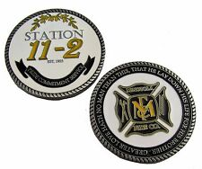 Minotola Fire Co. Station 11-2 Challenge Coin