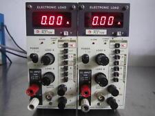 1pcs Kikusui PLZ-72W 4 to 110 V, 0 to 12A, 70 Watts Max Display Electronic Load