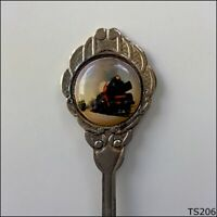 Train Locomotive Souvenir Spoon Teaspoon (T206)