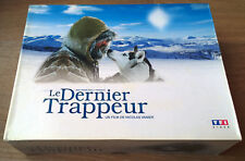 Coffret Le Dernier Trappeur DVD Livre Calendrier Stikers Décor 2004
