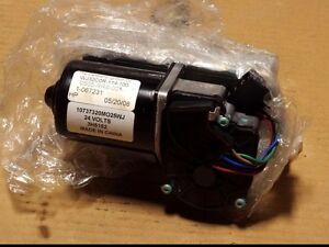 0505-RR8-001 SPARTAN MOTORS WINDSHIELD WIPER MOTOR