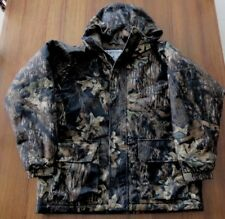 Mens Columbia Hunting Camo Sports Jacket Mens Large Omni Tech