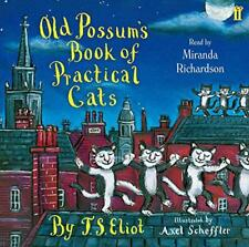Old Possum's Book of Practical Cats by T.S. Eliot | Audio CD Book | 978057127164