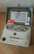 Vintage Schick hair dryer and nail dryer .