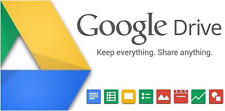 Google Team Drives (Unlimited Storage, Cloud, Use Existing Gmail ID)