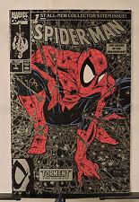 Spider-Man #1 (Aug 1990, Marvel)