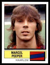 Panini Voetbal 88 (Nederland) Marcel Peeper Haarlem No. 164