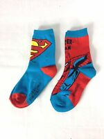 Official Character Crew Socks Pack of 2 Mix Kids Boys Infant UK C8 - C13 B241-2
