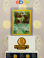 Rocket's Scyther 13/132 1st Edition NM Near Mint Gym Heroes Rare Holo Pokemon
