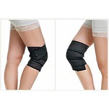 Sport Bandage Poignet Jambe Genou Cheville Support Bande Musculaire Élastique NF