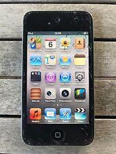 Apple iPod Touch A1367 4th Generazione 16GB Nero Buone Condizioni Funzionante