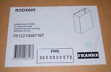 Franke RODX605 Abfallbehälter Rodan (HR)