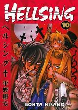 Hellsing Vol. 10 by Kohta Hirano (2010, Paperback)b3