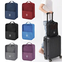 Suitcase Luggage Storage Bag Shoes Hung On Organizer Travel Portable Waterproof