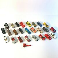 Vintage Hot Wheels, Matchbox, ERTL, Zylmex, Midgetoy from the 70s-80s Lot of 26