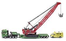 Siku 1834 - Die Cast Camion Trasporto Gru, 1:87 (M9g)