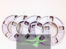 """4 WHEEL SPACERS 12MM OR 1/2"""" THICK FITS ALL 5X4.5 