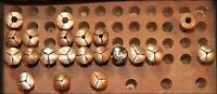 BOLEY LONG CONOIDAL WATCHMAKER LATHE COLLETS 8mm VARIOUS SIZES & PRICES #2-50