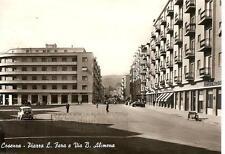 COSENZA  -  Piazza L. Fera e Via B. Alimena