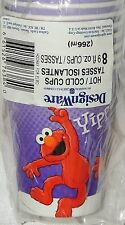 NEW ~SESAME STREET~ 8-  PAPER CUPS  BIRTHDAY--CHILD  PARTY SUPPLIES