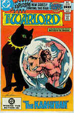 Warlord # 63 (Dan Jurgens, 16 pages Masters of Universe preview) (USA, 1982)