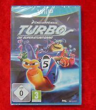 Turbo Die Super-Stunt-Gang, Nintendo Wii-U Spiel, Neu OVP, deutsche Version