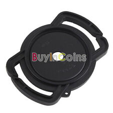 52mm 58mm 67mm Universal Lens Cap Camera Buckle Holder Keeper Quick Delivery