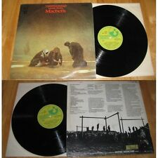 THIRD EAR BAND - Music from Macbeth LP Rare Psych Avant Garde Prog Harvest 72