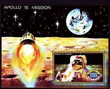 Vers Al qiwain 1972 ** bl.41 space espace Apollo 15