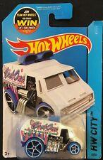 Hot Wheels White Cool-One HW City 3/250 New 2013