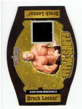Brock Lesnar 2003 Fleer WWE WrestleMania XIX Title Shots