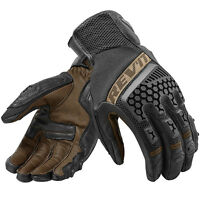 Rev'it! Sand 3 Sand Motorcycle Trails Adventure Touring Vented Gloves Revit