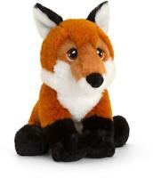 Keel Toys KEEL KEELECO FOX 18CM Soft Toy BN