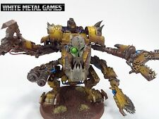 Warhammer 40k Painted Ork Deff Dread x1 Orks Commission Service SVC