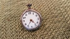 O.Maire Swiss Trench Style Watch ~ 1jwl 27mm ~ Wire Lugs ~ Parts/Repair