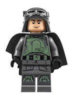 Lego Han Solo 75211 Imperial Mudtrooper Uniform Star Wars Minifigure