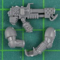Space Marine Assault Squad Flammenwerfer A Warhammer 40K Bitz 2176