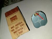NOS 1960 60 FORD GALAXIE FAIRLANE TEMPERATURE TEMP GAUGE C0AF-10970-A