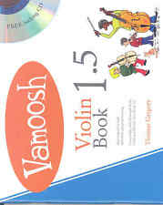VAMOOSH VIOLIN Book 1.5 Gregory + CD