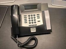 Auerswald COMfortel 1600 ISDN Systemtelefon schwarz (UP0 +S0) *TOP*